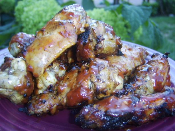 Australian Beer-Barbecued Wings