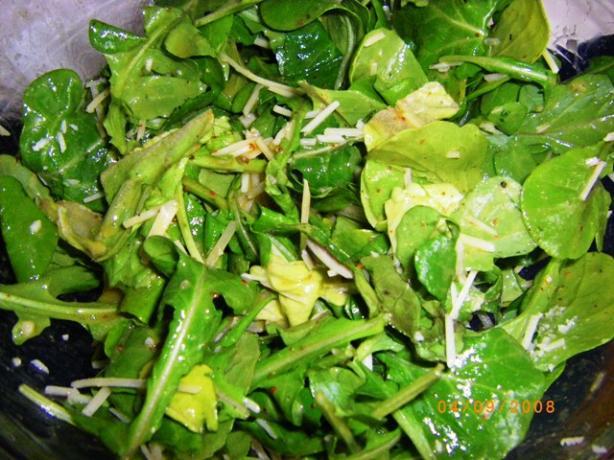 Creole Caesar Salad