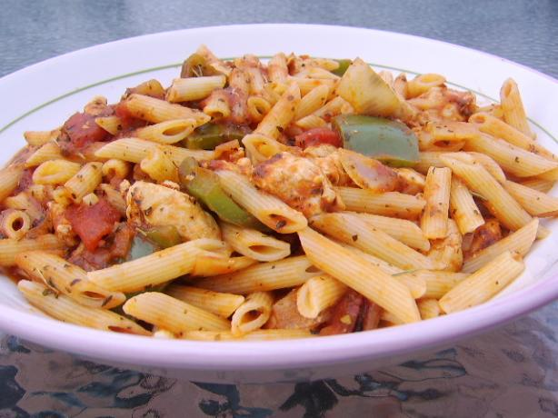Chicken Penne Rigate