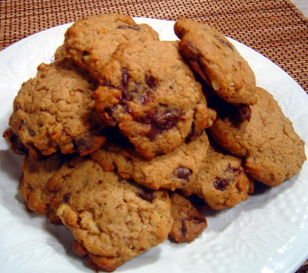 Reduced Carb Chocolate Chip Cookies