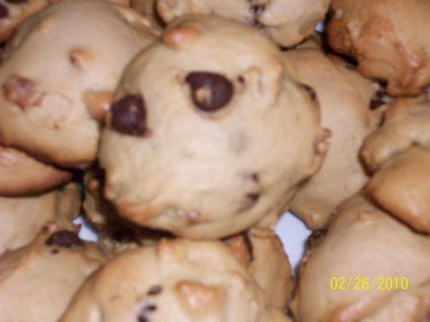 Low Sugar Chocolate Chip Cookies