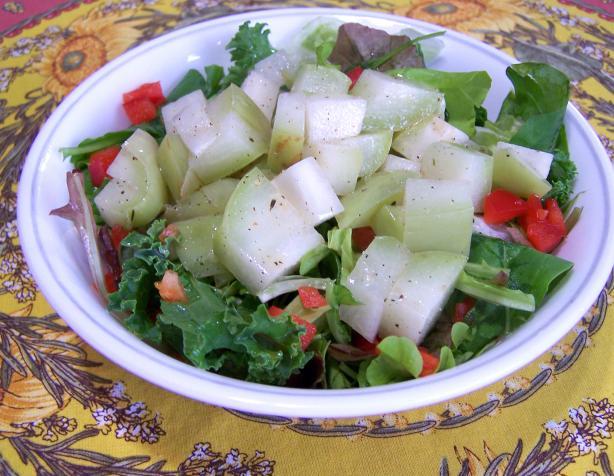 Cuban Chayote Salad
