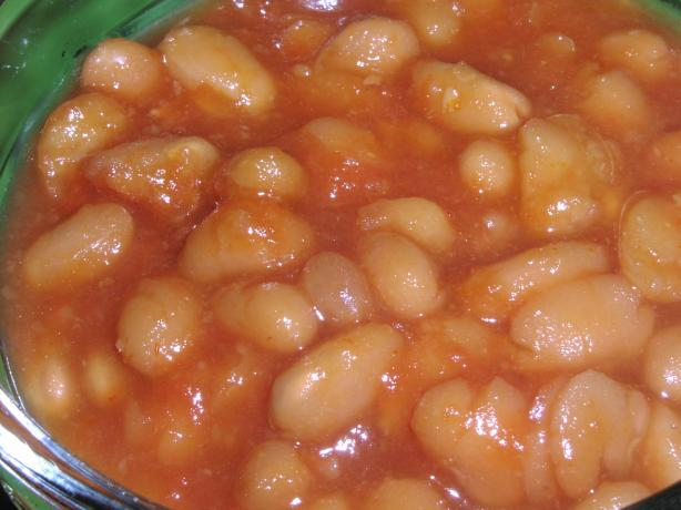 Baked Beans (4 Ingredients)