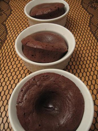 Easy Chocolate Souffle