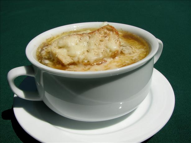 French Onion Soup in Under an Hour