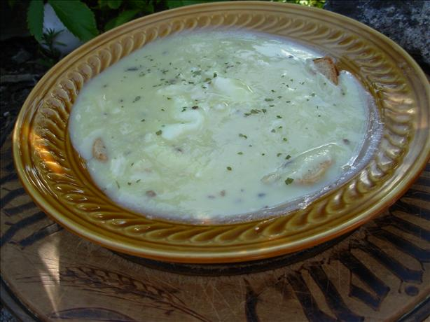Tourain Du Perigord - Garlic Soup from the Perigord