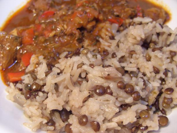 Lentils and Rice (Koshary) (Egypt)