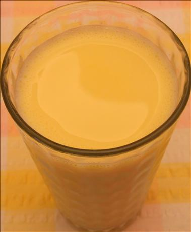 Milk With Saffron