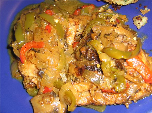 Chicken Fricassee With Lime