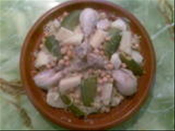 Traditional Algerian Rechta (Noodles) - Family Recipe!