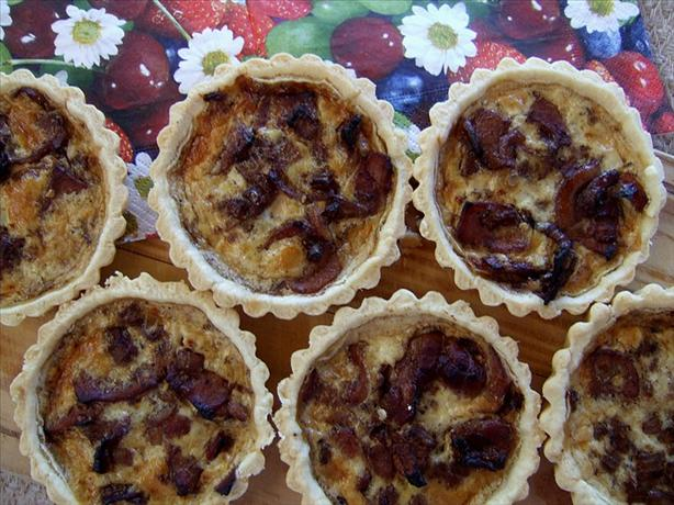 Bacon Tartlets