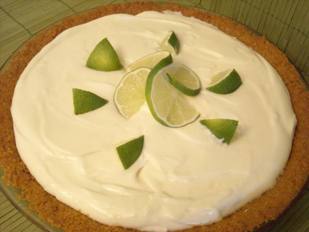 Lemon (Cheese) Pie