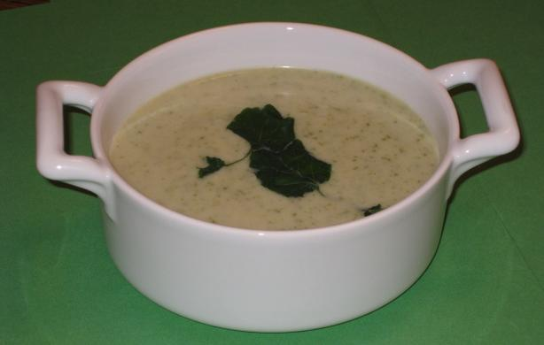Watercress Soup (Julia Child)