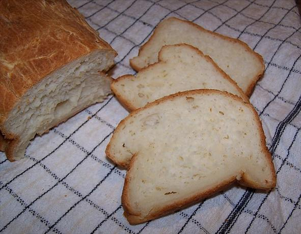 Chickee's Favourite Gluten Free Sandwich (Or French!) Bread