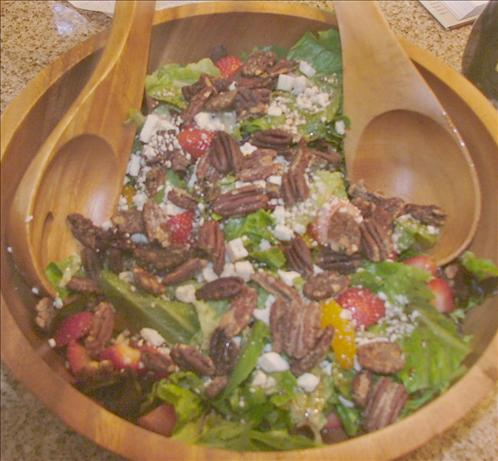 Quick and Easy Baby Blue Salad