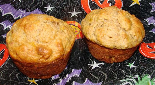 My Healthy and Yummy Banana Muffins