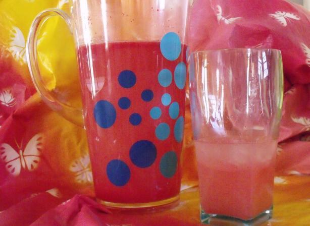Watermelon Liquado (Watermelon Cooler)