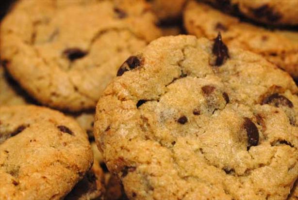 Simply Sensational Chocolate Chip Cookies