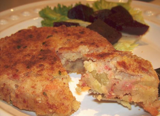 Corned Beef Hash Patties