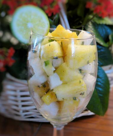 Jicama & Pineapple Snack (Ww Core)
