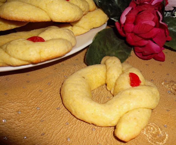 Norwegen Cookies - Berlinerkranzer