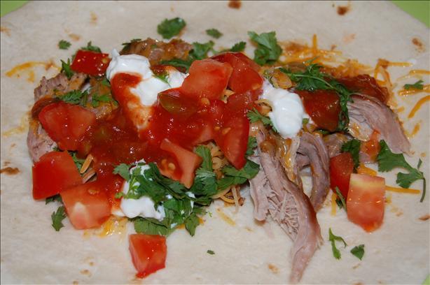 Pulled Pork Taco