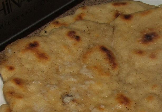 Simple Naan / Flatbread (Plain)