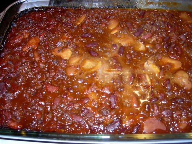 Baked Beans Pennsylvania Style