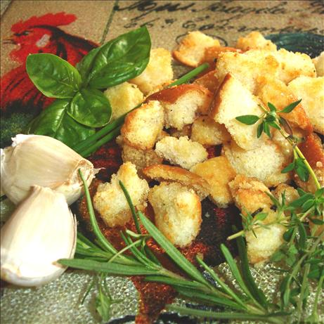 Rachael Ray - Sourdough Croutons