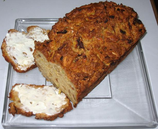 Ugandan Pineapple Nut Bread