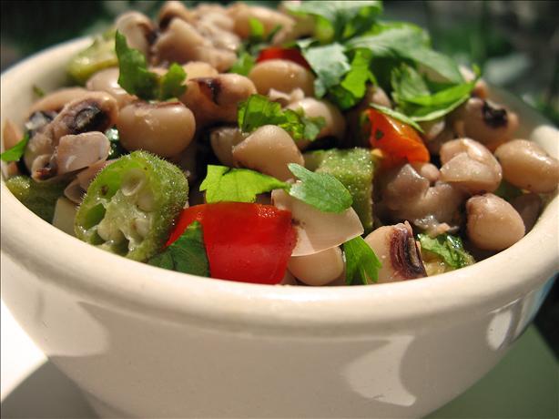 Southwestern Black-Eyed Peas