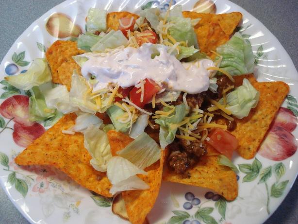 Jen's Taco Salad