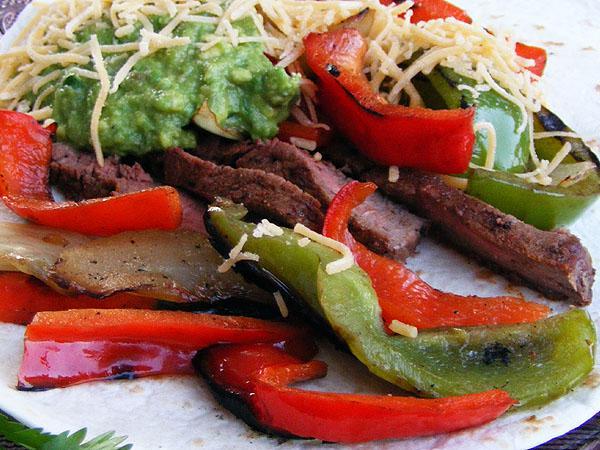 Carne Asada Fajitas
