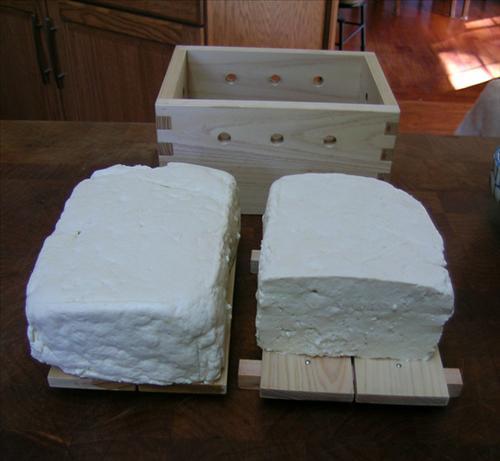 Homemade Tofu - Regular or Momendoufu
