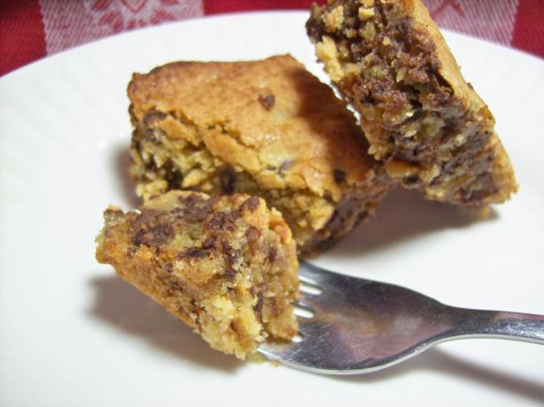 Yummy! Chocolate Chip Brownies