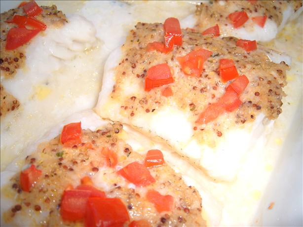 Simple Baked Cod (Or Haddock)