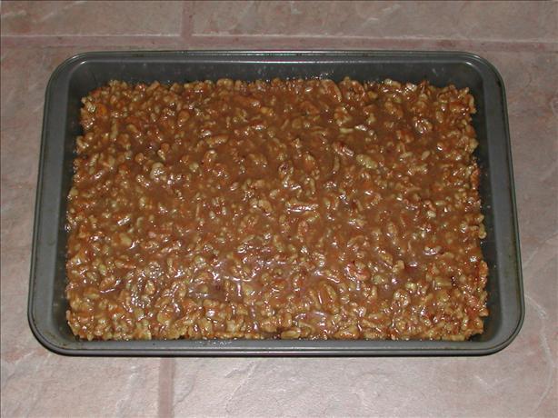 Booger's Bangin' Oatmeal Cake