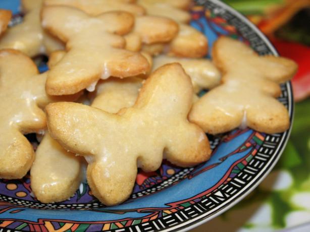 Cardamom Sugar Cookies