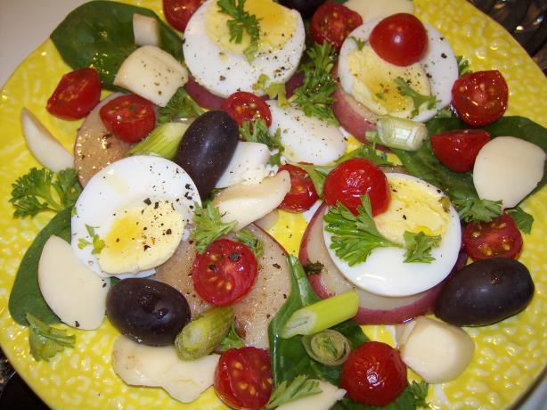 """Salad """"andalucia"""""""