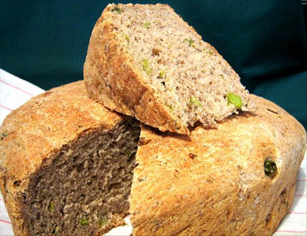 African Samosa Bread
