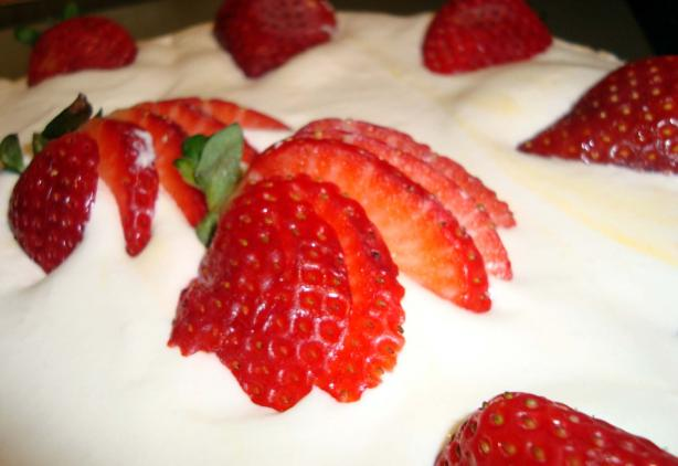 Original Strawberry Shortcake Recipe