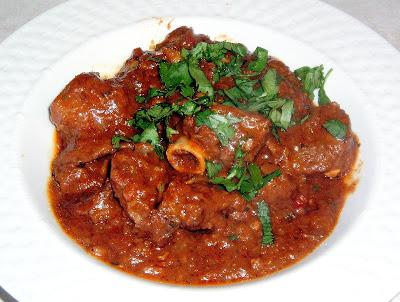 Rara Meat (Mutton in Whole Spices)