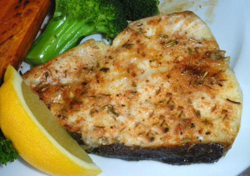 Firecracker Halibut