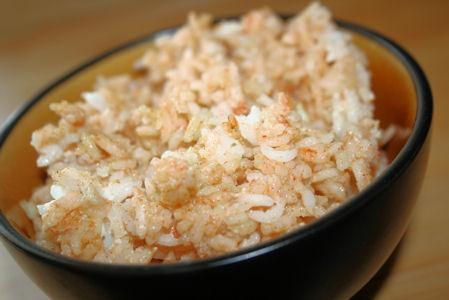 Spicy Buttermilk Rice