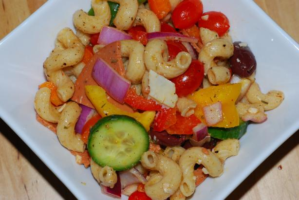Versatile Pasta Salad