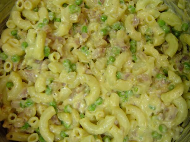 OAMC Hearty Mac & Cheese