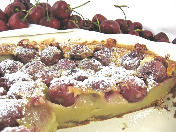 Julia Child's Cherry Clafouti