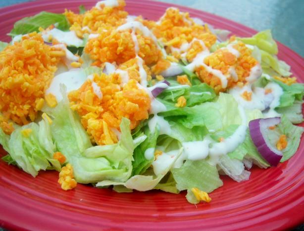 Island Green Salad- Caribbean