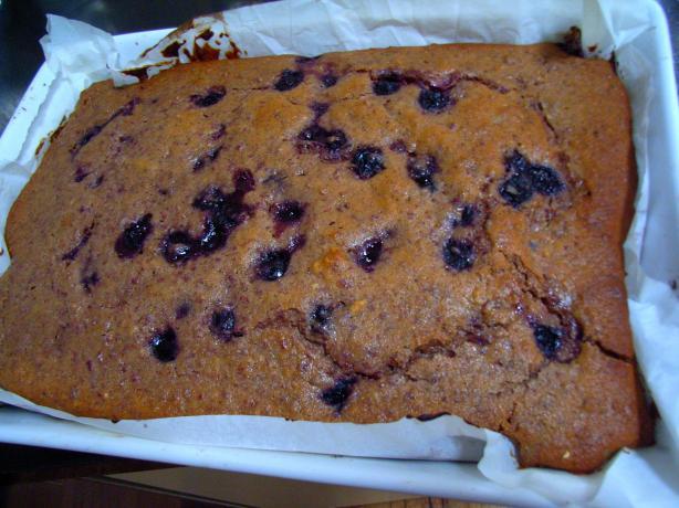 Berry Mini Loafs