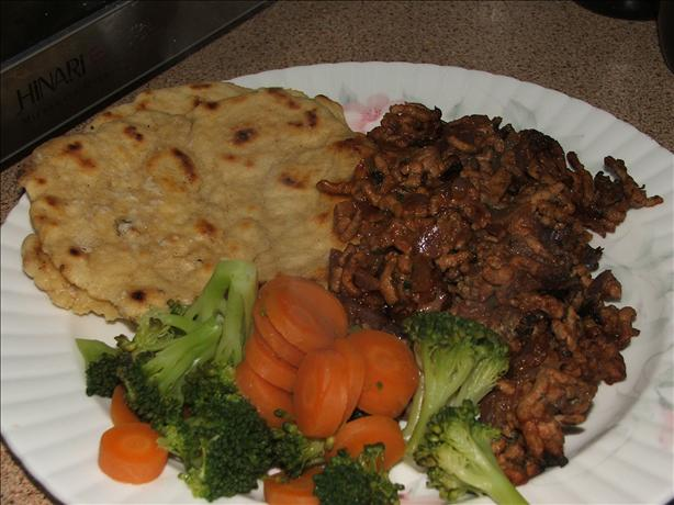 Lachmajou (Middle-Eastern Lamb Dish)